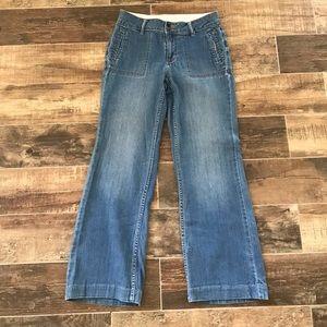 St. John's Bay Flare Trouser Jeans